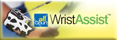 WristAssist: Tennis Training for Tennis Strokes